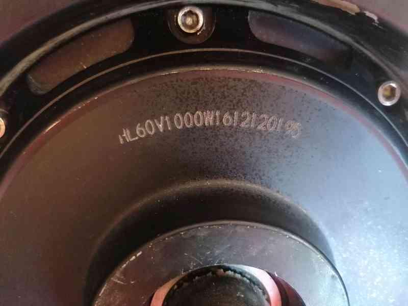 Motor 60V 1000W