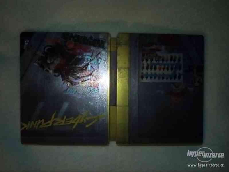 Prodám Cyberpunk 2077 Box - foto 8