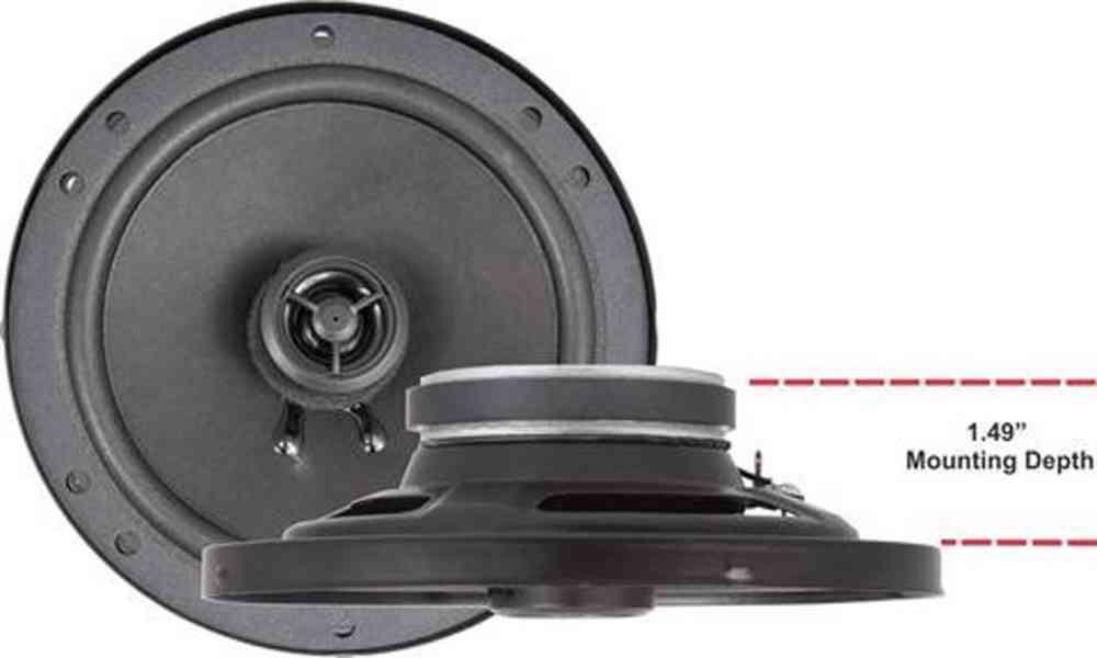 Reproduktory RetroSound  16,5cm - foto 2
