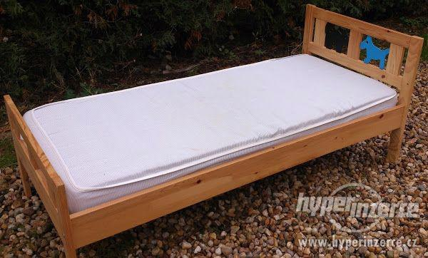 Dětská postel s matrací Ikea