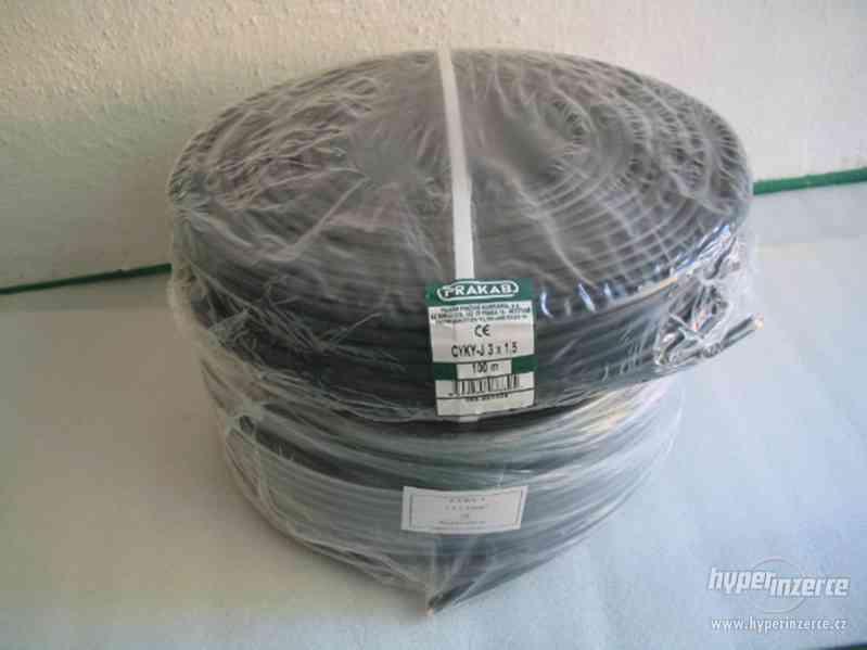 Kabel CYKY 3x1,5 3x2,5 5x1,5 5x2,5