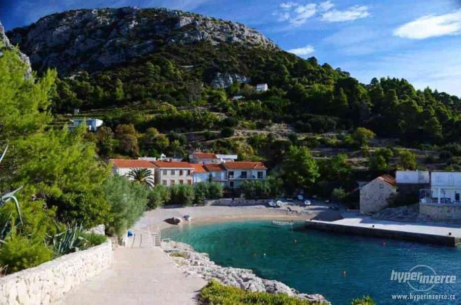 ubytování u moře v Chorvatsku, doprava vlastní