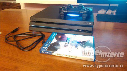 Playstation 4 Pro 1TB + hry