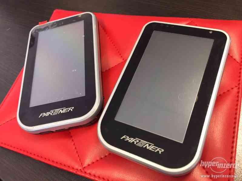 Dotikové PDA do restaurace