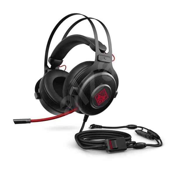 Sluchátka s mikrofonem - HP Omen 800