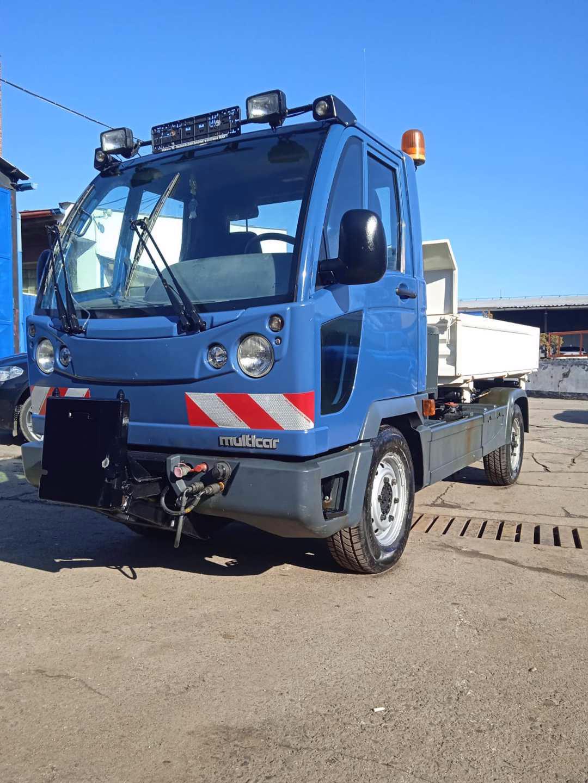 Multicar FUMO / 4x4 s komunální hydraulikou - foto 1