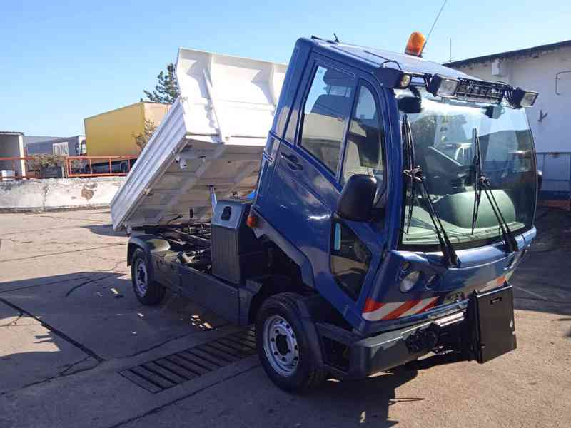 Multicar FUMO / 4x4 s komunální hydraulikou - foto 5