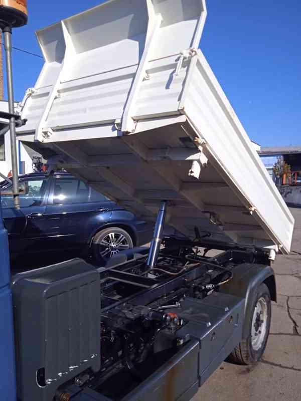 Multicar FUMO / 4x4 s komunální hydraulikou - foto 3