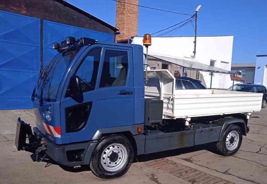 Multicar FUMO / 4x4 s komunální hydraulikou - foto 2