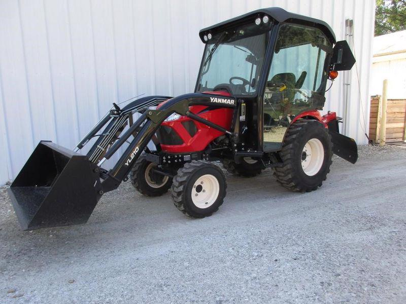 Traktor Yanmar SA4c24cD