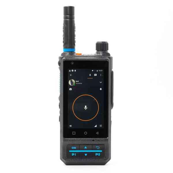 Vysílačky Zello pro mobilní sítě 3G/4G nebo WiFi - foto 5