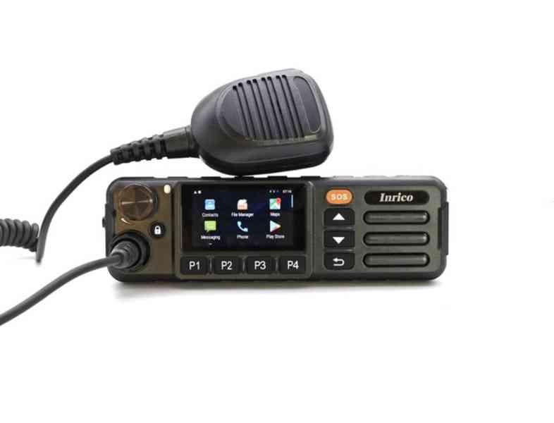 Vysílačky Zello pro mobilní sítě 3G/4G nebo WiFi - foto 1