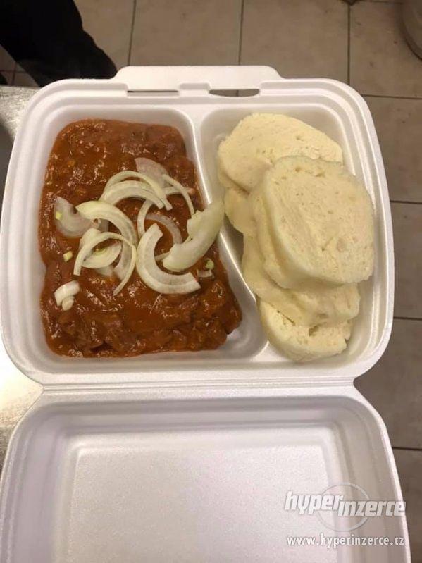 Obědy-rozvoz obědů po Praze ZDARMA - foto 3