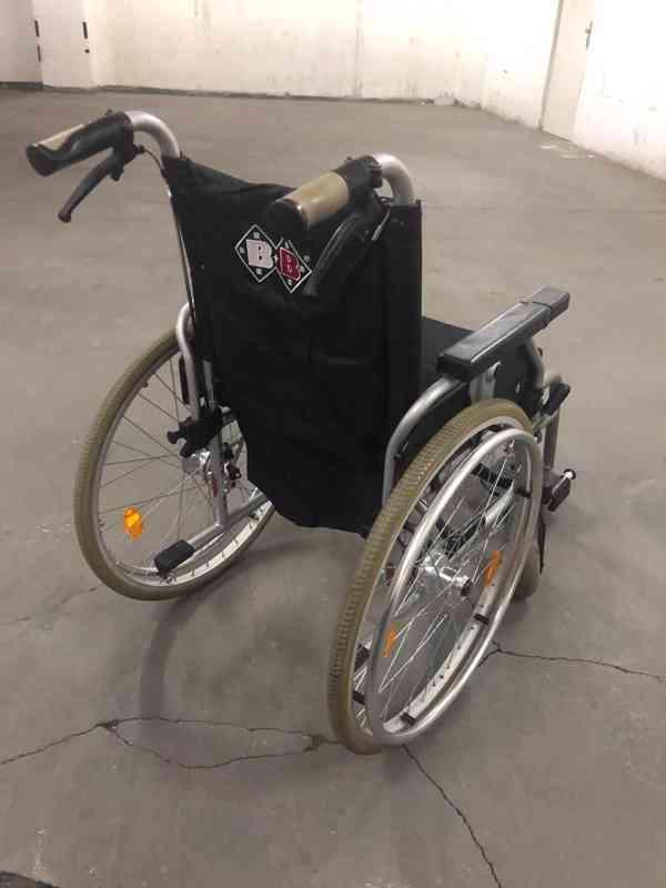 Invalidní vozík B+B - foto 2