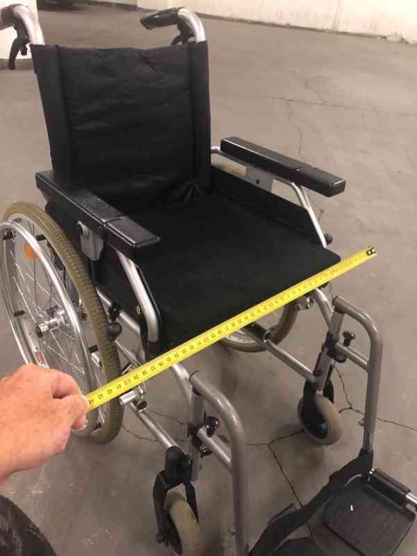 Invalidní vozík B+B - foto 1