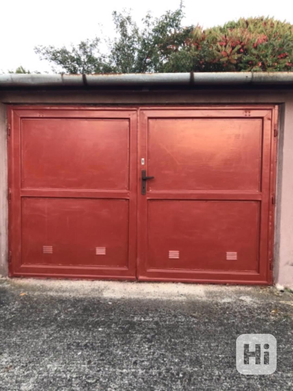 Prodej garáže  - foto 1