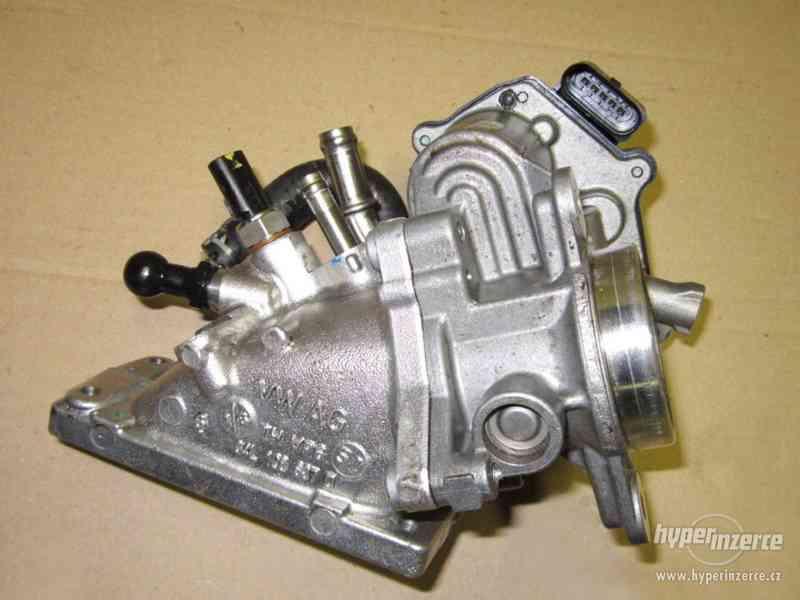 Originální VW kompletní klapka 04L128063T 1,6TDI 2,0TDI - foto 3