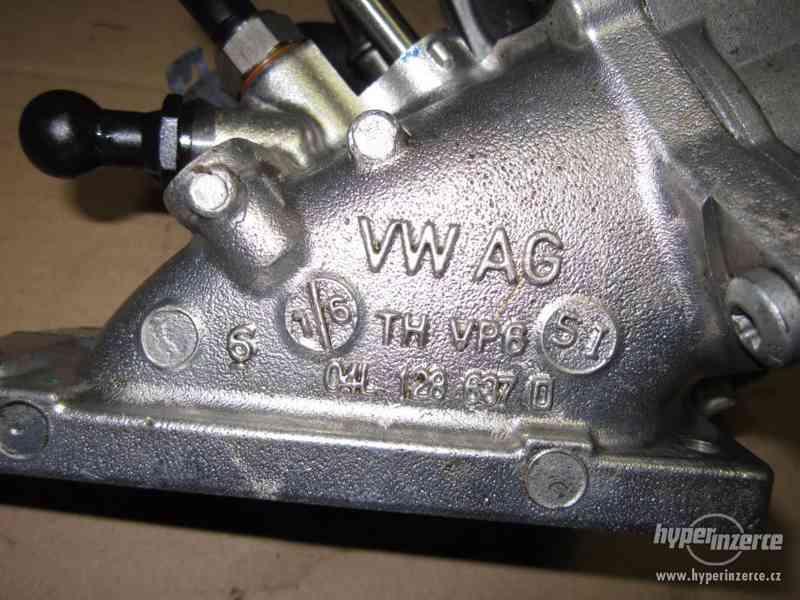 Originální VW kompletní klapka 04L128063T 1,6TDI 2,0TDI - foto 4