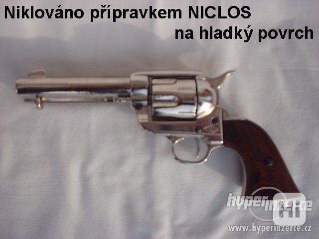 Přípravky k černění a úpravám povrchů zbraní. - foto 5