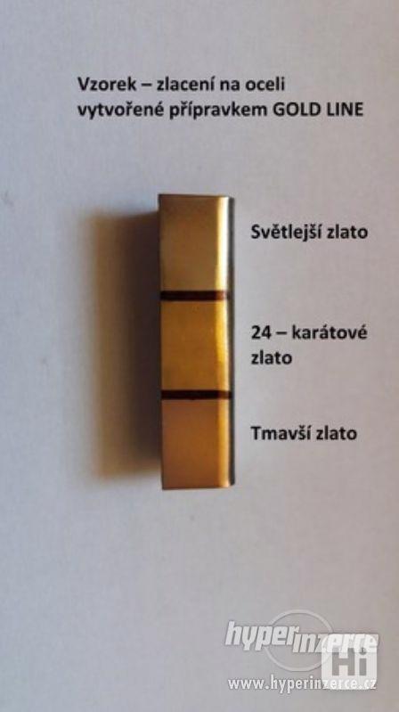 Přípravky k černění a úpravám povrchů zbraní. - foto 32