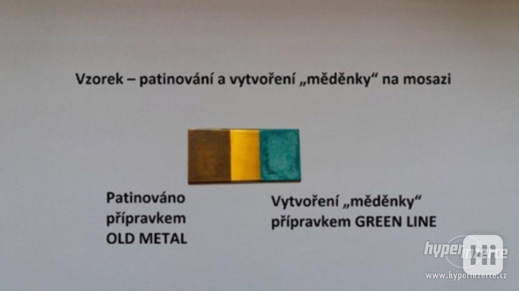 Přípravky k černění a úpravám povrchů zbraní. - foto 34
