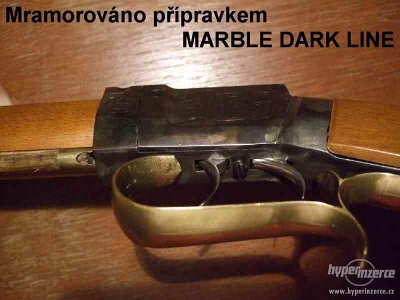Přípravky k černění a úpravám povrchů zbraní. - foto 13