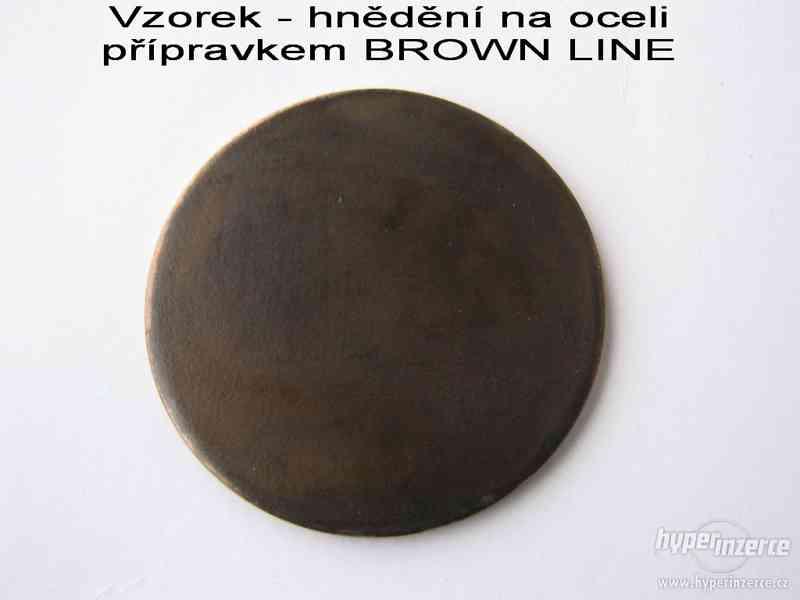 Přípravky k černění a úpravám povrchů zbraní. - foto 22