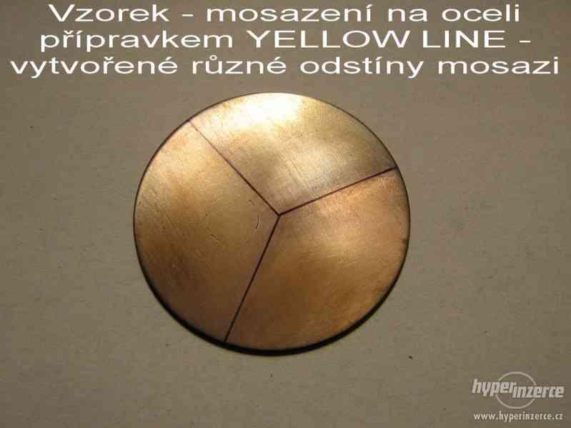 Přípravky k černění a úpravám povrchů zbraní. - foto 27