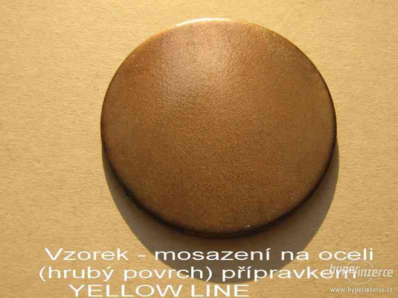 Přípravky k černění a úpravám povrchů zbraní. - foto 29