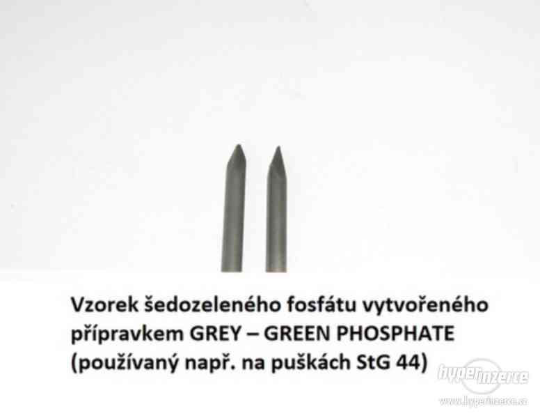 Přípravky k černění a úpravám povrchů zbraní. - foto 40