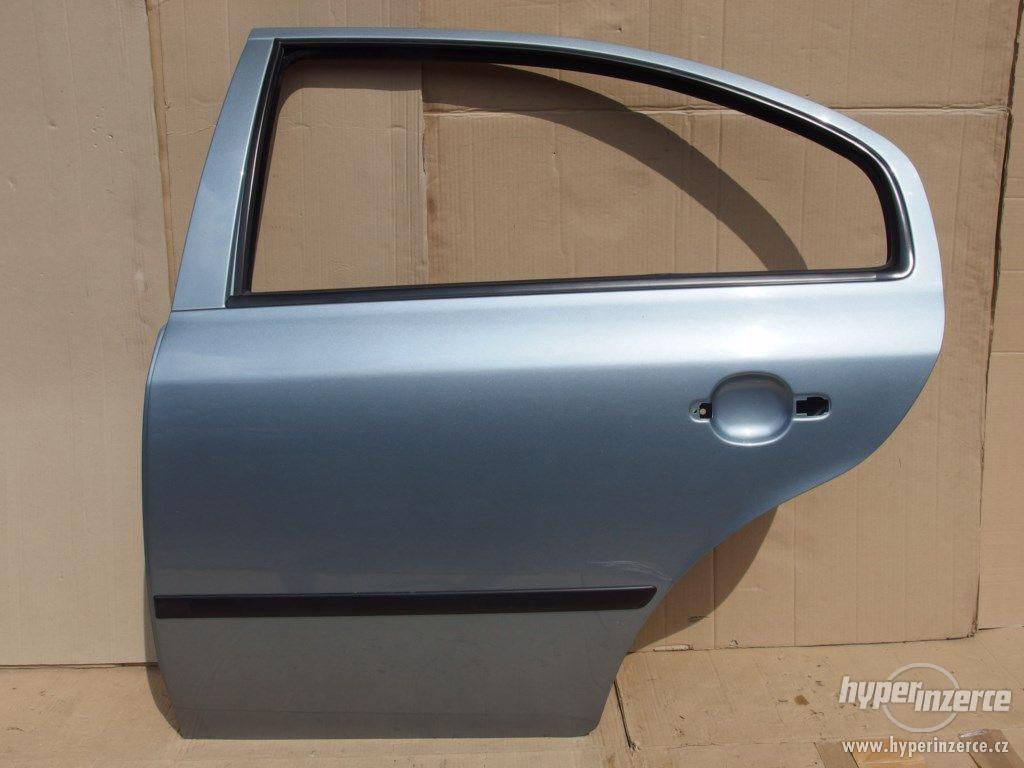 Levé zadní dveře Škoda Octavia I hatchback - foto 1