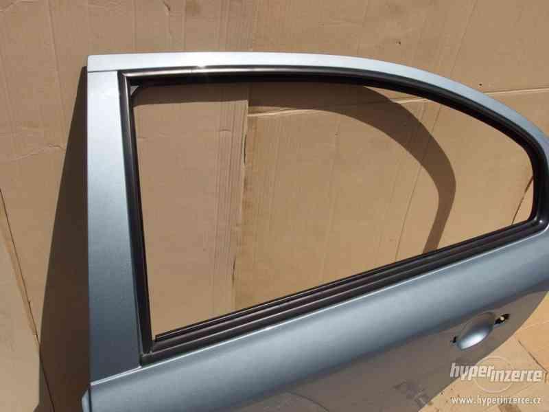 Levé zadní dveře Škoda Octavia I hatchback - foto 3