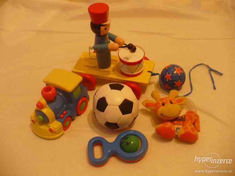Hračky pro kluka