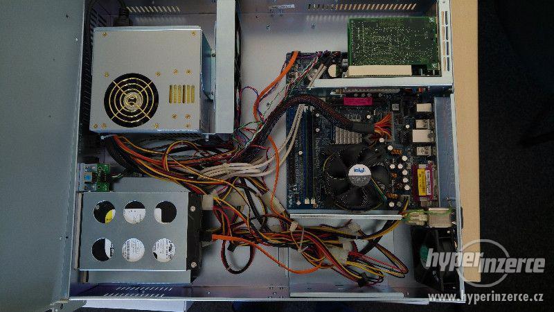 Prodám funkční muzeální Server - Pentium 4 Prescott - foto 3