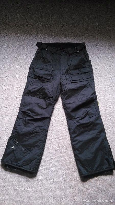Pánské kalhoty na snowboard/lyže