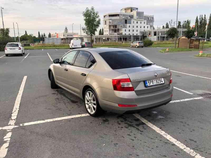 Škoda Octavia 3 1.2 TSI 77KW, tažné