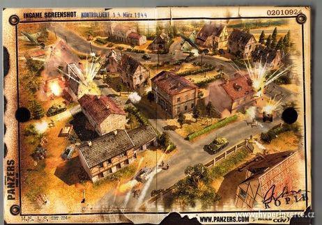 Codename Panzers Phase One - krabicová verze - foto 1
