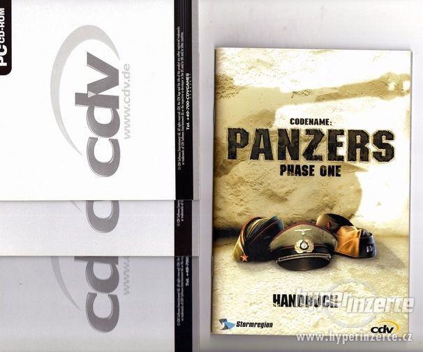 Codename Panzers Phase One - krabicová verze - foto 2