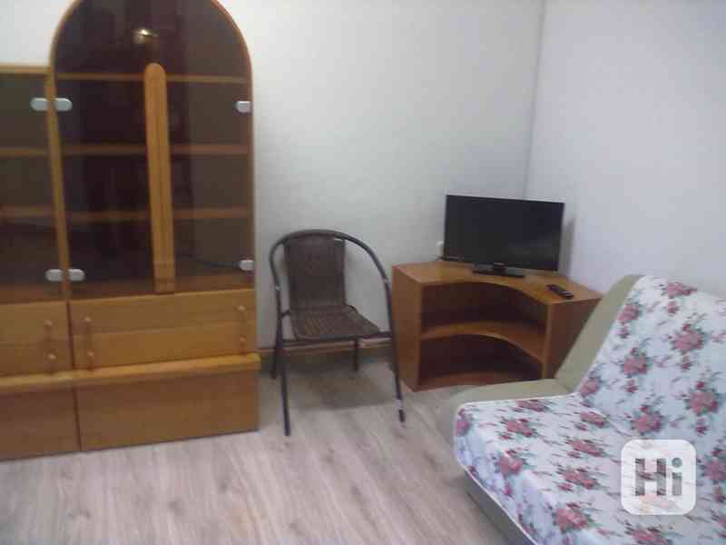 Pronájem vybaveného bytu 1+1, v Přáslavicích  u Olomouce