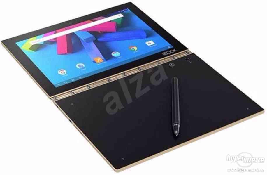 Tablet PC Lenovo Yoga Book 10 LTE Champagne Gold
