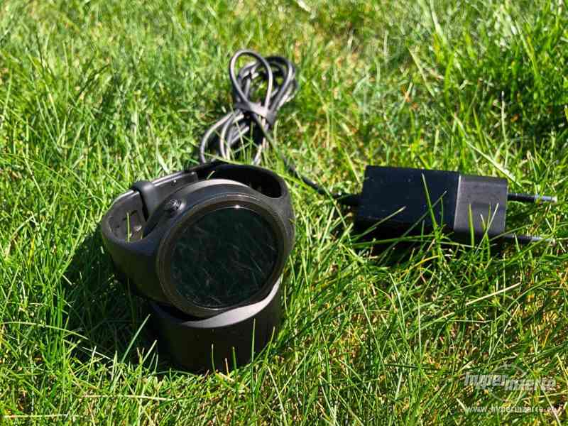 Motorola MOTO 360 Sport Black - chytré hodinky