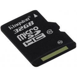 Paměťová karta Kingston MicroSDHC 32GB U