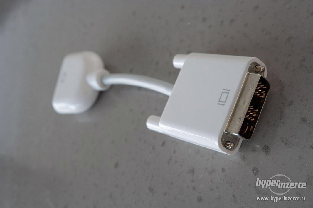 Adaptér DVI-D / VGA originál Apple - foto 1
