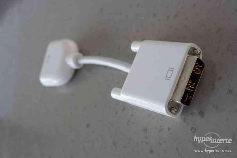 Adaptér DVI-D / VGA originál Apple