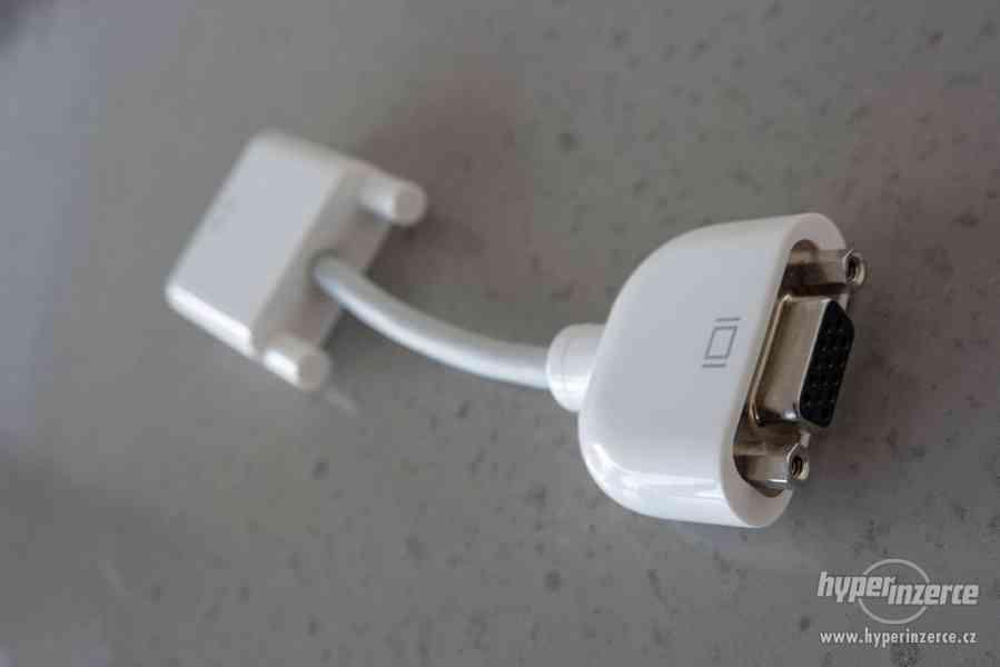 Adaptér DVI-D / VGA originál Apple - foto 2