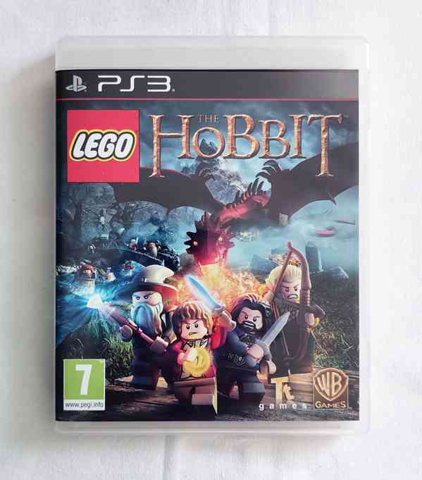PS3 - Lego The Hobbit