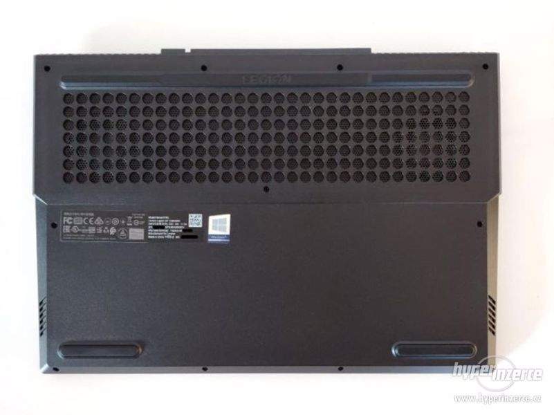 Lenovo Legion 5P-15IMH05H (RTX2060, 16GB RAM, i5 10300H,1TB) - foto 9