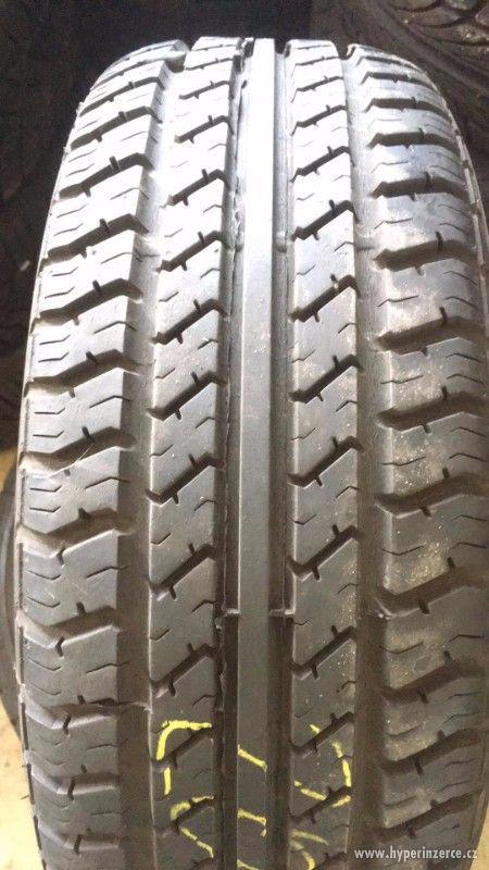 Ojeté pneumatiky