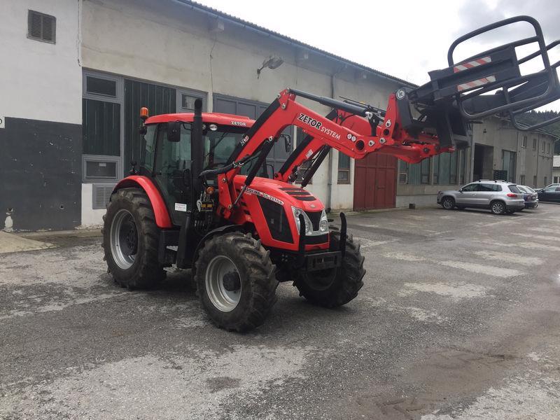 Traktor Zetor Proxima c11c0 - foto 2