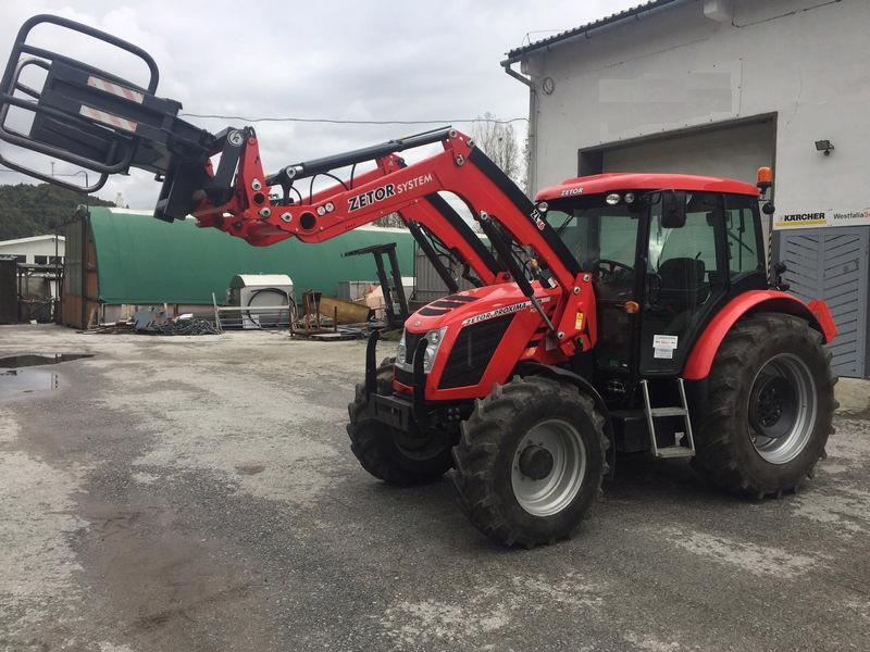 Traktor Zetor Proxima c11c0 - foto 1